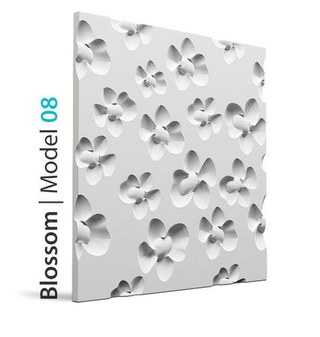 3D Wall Panel - BLOSSOM, [shop-name]