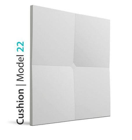 3D Wall Panel - CUSHION, [shop-name]