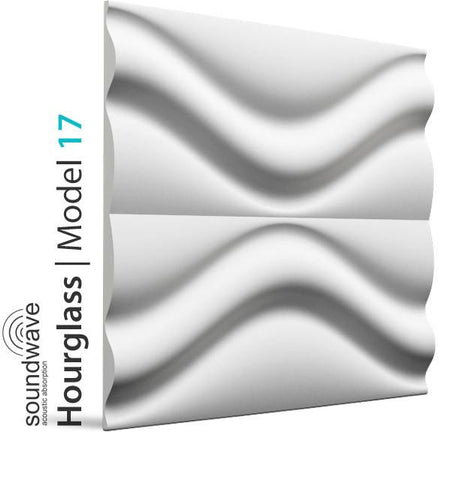 3D Wall Panel - HOURGLASS, [shop-name]
