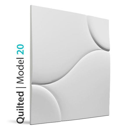 3D Wall Panel - QUILTED, [shop-name]