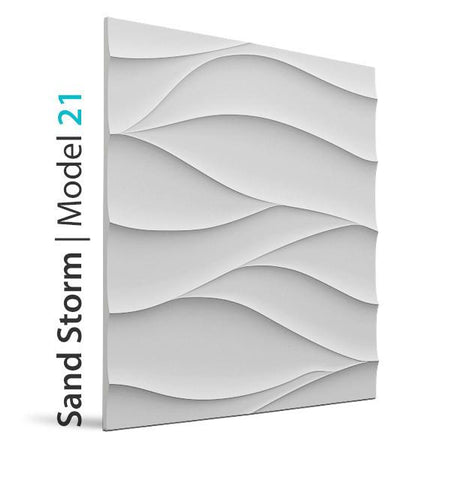 3D Wall Panel - SAND STORM, [shop-name]