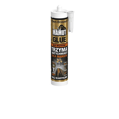 Mammuth - High bond tube adhesive 310ml, [shop-name]