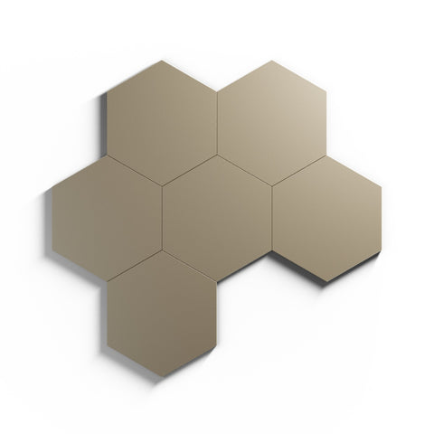 HEXAGON 3D PolyFOAM Panel, [shop-name]