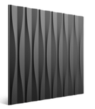 SANDGLASS 3D PolyFOAM Panel, [shop-name]