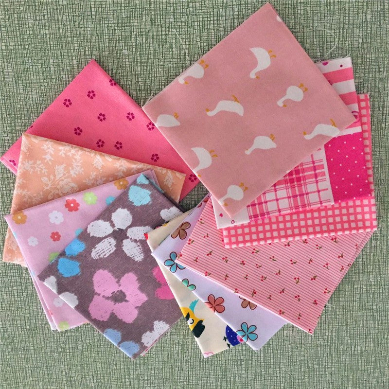 30 Piece Lot Twill Cotton Quilting Patchwork Fabric - Quilters Bay : cotton for quilting - Adamdwight.com