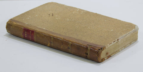 The Vicar of Wakefield by Oliver Goldsmith 6th ed. 1769