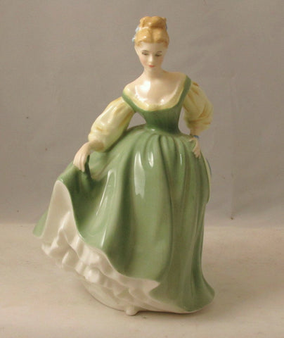 "Royal Doulton Lady ""Fair Lady"" HN2193 Copr 1962"