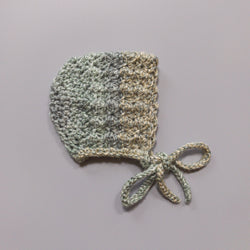 Earth Day Bonnet