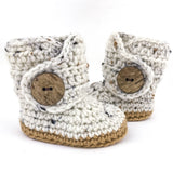 Oats and Honey - Baby Shoes Handmade by Raspberriez