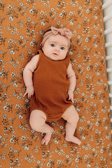 Honey Bubble Romper