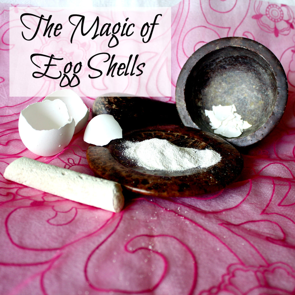 The Magic of Egg Shells