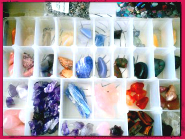 crystal gemstones