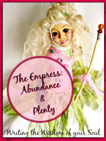 The Empress spirit doll