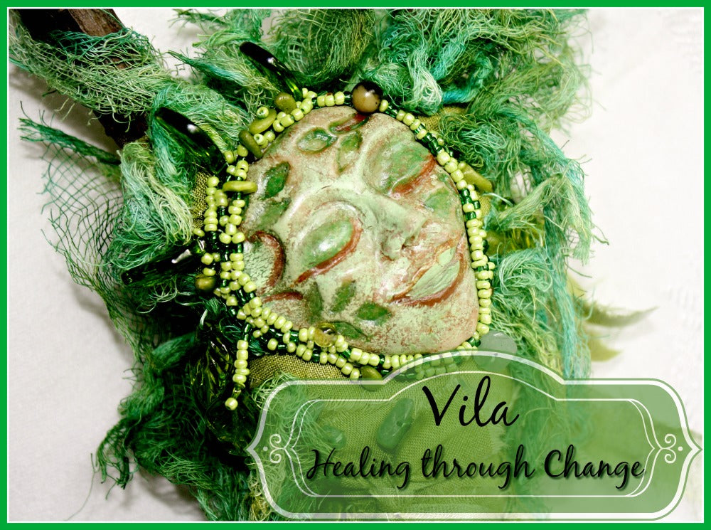 Vila - Healing through Change