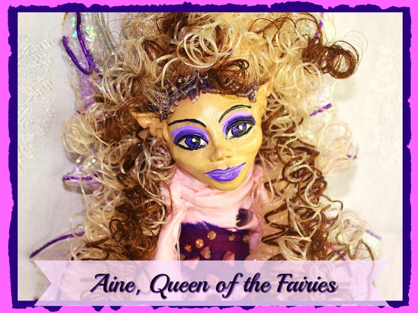 Aine Spirit Doll Queen of Fairies