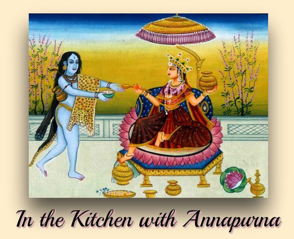 In the Kitchen with Annapurna