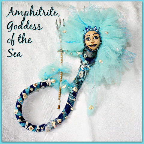 Amphitrite Spirit Doll - Heather's Mystical Haven - 1