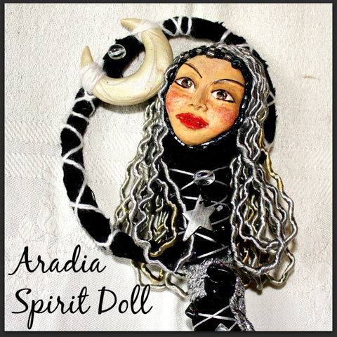 Aradia Spirit Doll