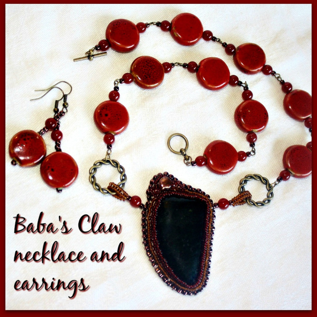 Baba's Claw Necklace