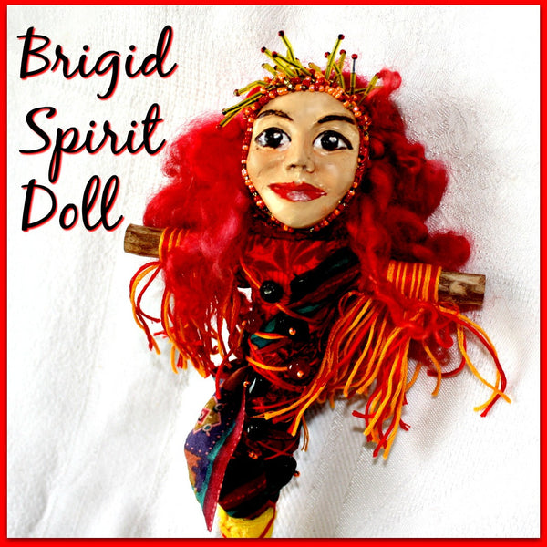 Brigid Spirit Doll