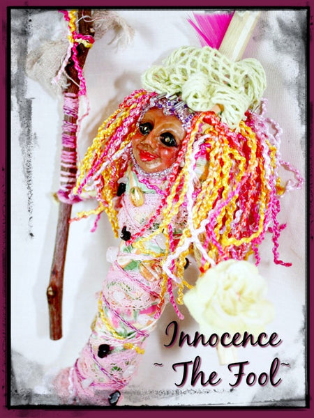 The Innocence Tarot Spirit Doll - Heather's Mystical Haven - 5