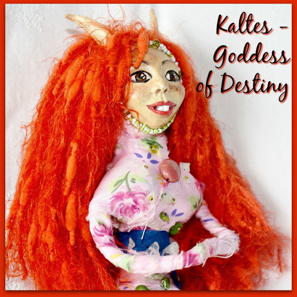 Kaltes Spirit Doll