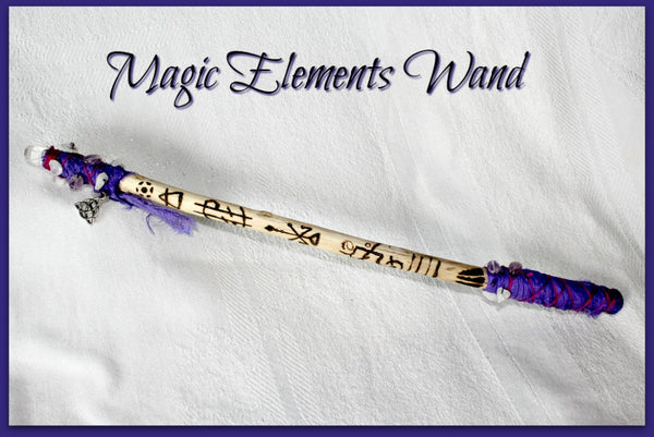 Magic Symbols Wand