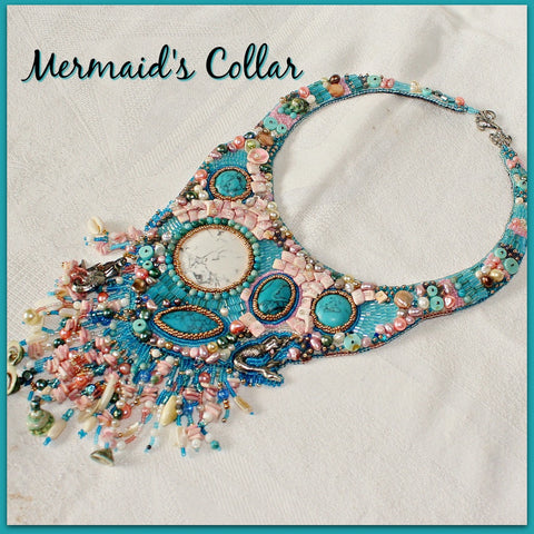 Mermaid's Collar - Heather's Mystical Haven - 1