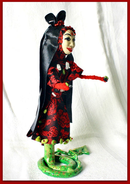 Nu Kua Spirit Doll - Heather's Mystical Haven - 4