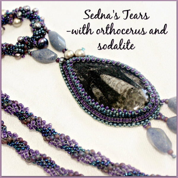 Sedna's Tear Necklace