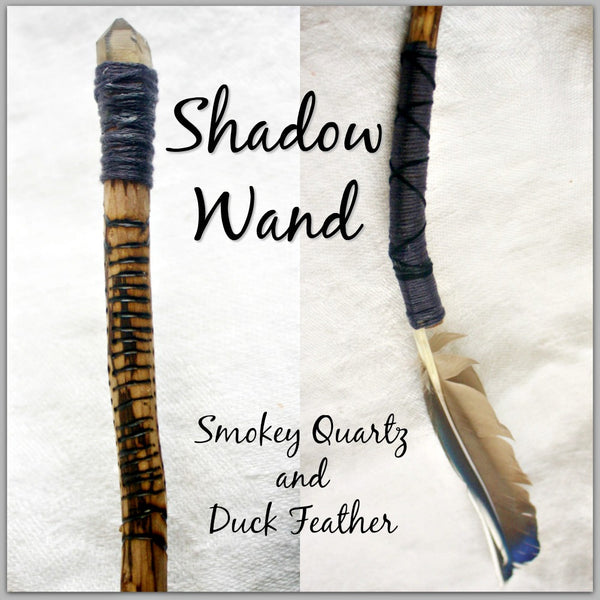 The Shadow Side Energy Wand