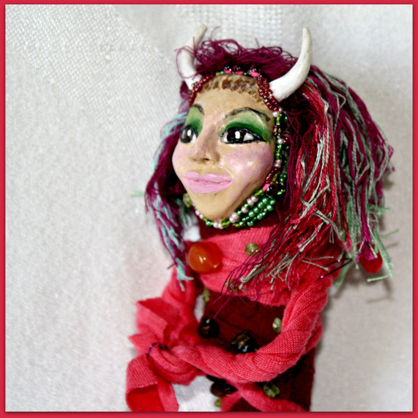 Taurus Spirit Doll