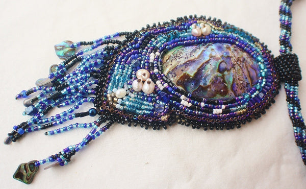 Enchanted Pool Pendant and Necklace - Heather's Mystical Haven - 2