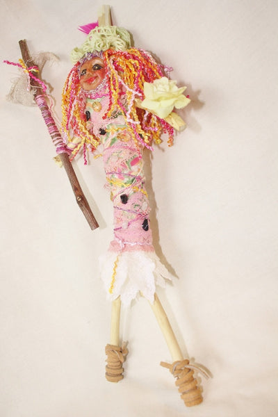 The Innocence Tarot Spirit Doll - Heather's Mystical Haven - 3