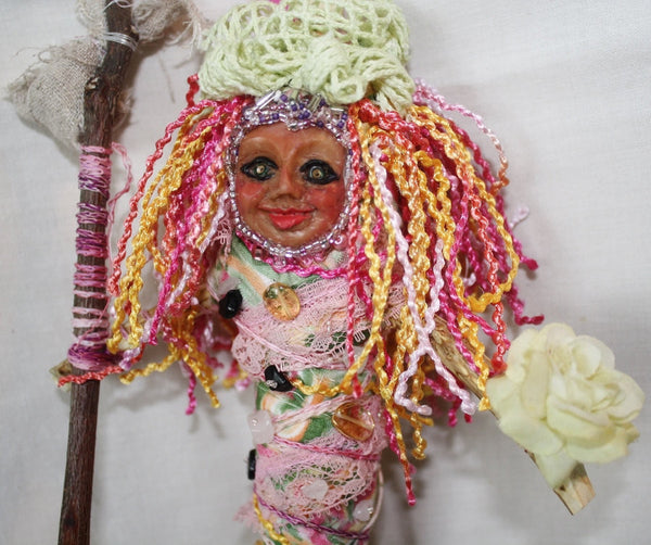 The Innocence Tarot Spirit Doll - Heather's Mystical Haven - 2
