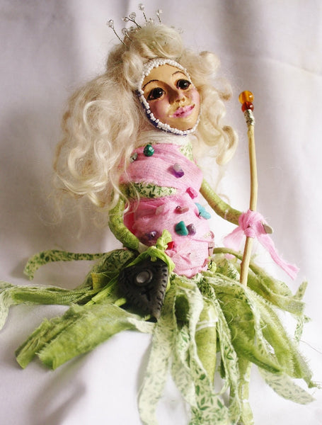 The Empress Spirit Doll - Heather's Mystical Haven - 2