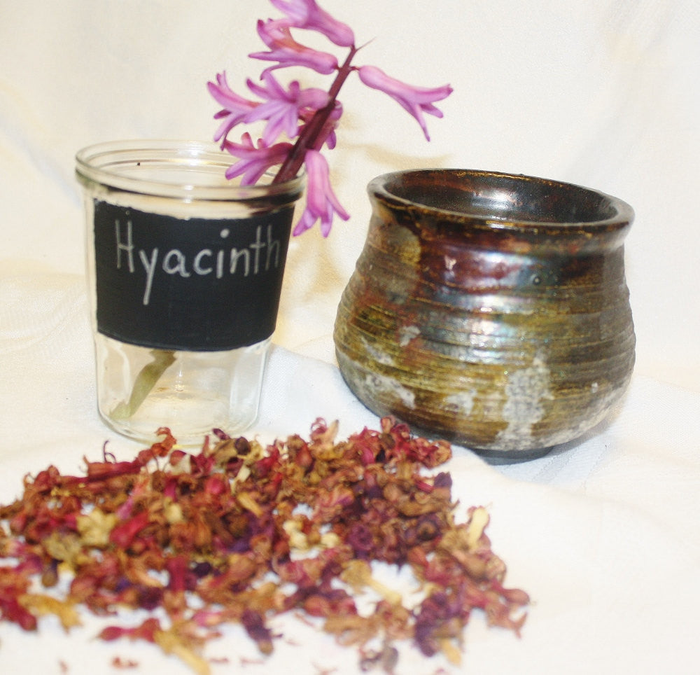 Dried Hyacinth Petals - Heather's Mystical Haven - 1