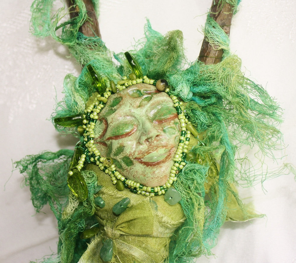 Vila Spirit Doll - Heather's Mystical Haven - 1