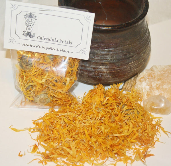 Calendula Petals - Heather's Mystical Haven - 3
