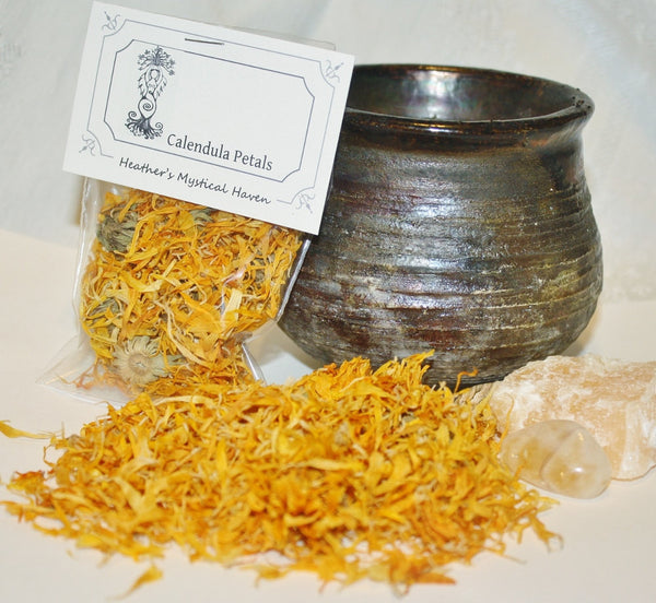 Calendula Petals - Heather's Mystical Haven - 4