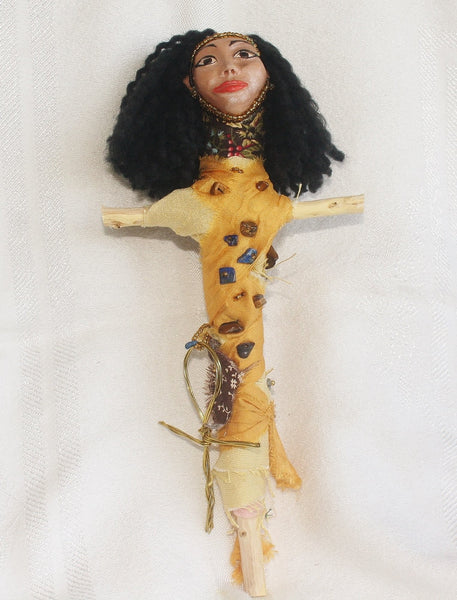Isis Spirit Doll - Heather's Mystical Haven - 3