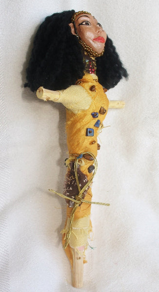 Isis Spirit Doll - Heather's Mystical Haven - 4