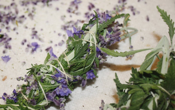 Russian Sage Smudge Wands - Heather's Mystical Haven - 2
