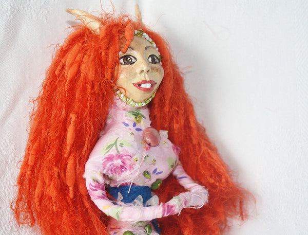 Kaltes Spirit Doll - Heather's Mystical Haven - 1