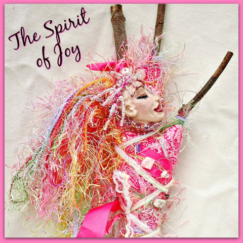 Joyful Spirit Doll