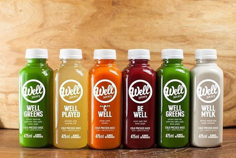 Why Cold-Pressed Juice?