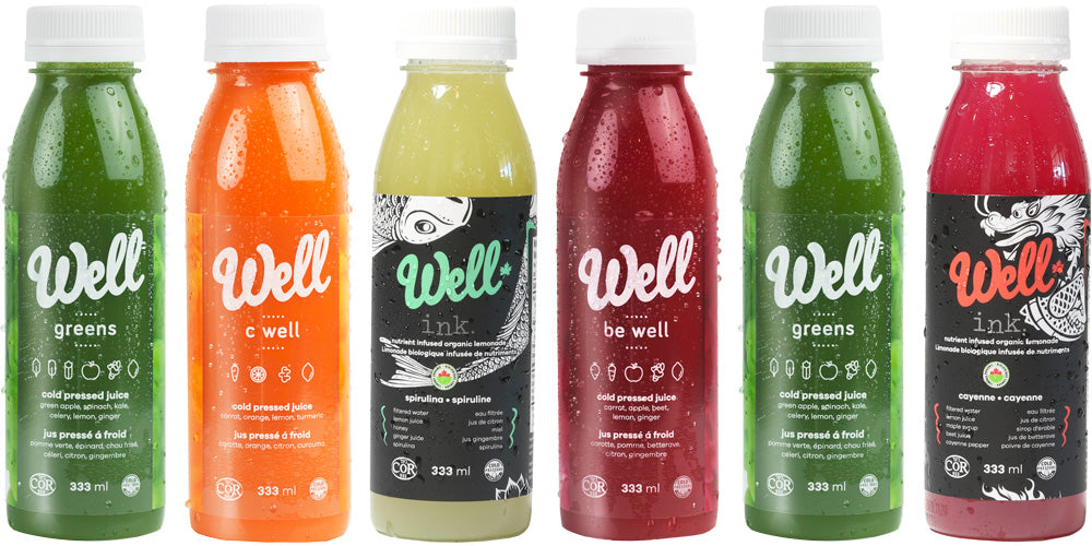 Why Cold Pressed Juice?