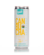 Canbucha Ginger Lemonade Kombucha (18 pack)