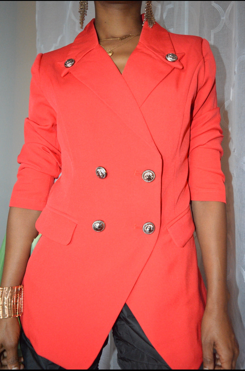 """Boss Lady"" Blazer"