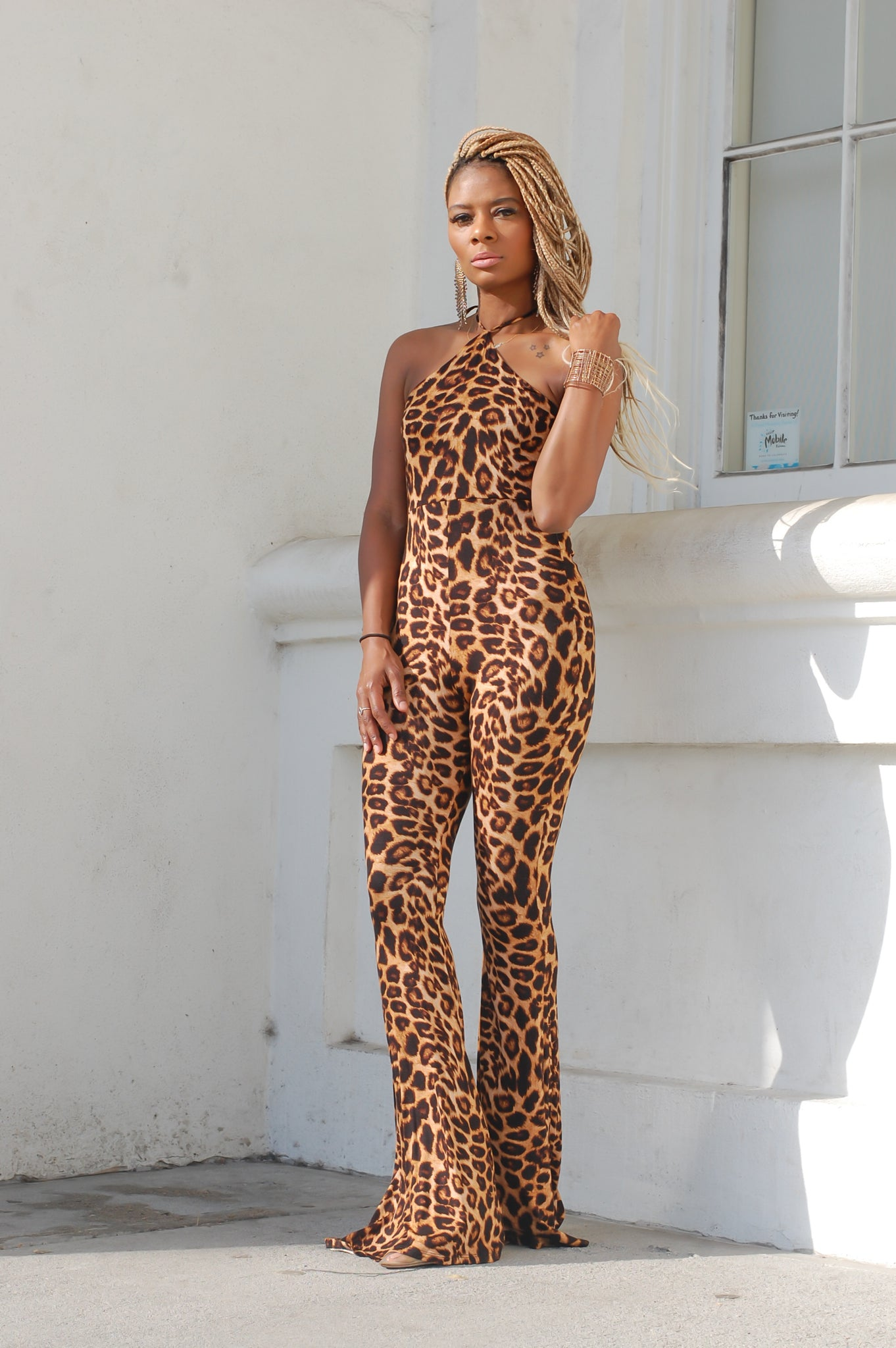 """Wild Thang"" Jumpsuit"
